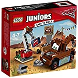 Lego Juniors Cars 3 Mater's Junkyard 10733 Playset Toy