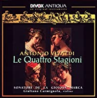 "Vivaldi: ""Le Quattro Stagioni"" Concertos Op. 8 No.1-4; Concerto for violins & strings in F"