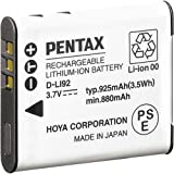 PENTAX 充電式リチウムイオンバッテリー D-LI92 39799