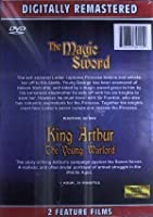 The Magic Sword / King Arthur the Young Warlord (2 Feature Films, Digitally Remastered)