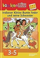 bambinoLUeK. Indianer Kleine Bunte Feder und seine Schwester: Denken und Kombinieren