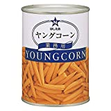 【常温】 キユーピー ほしえぬ ヤングコーン 水煮 1号缶 2950g 業務用 とうもろこし