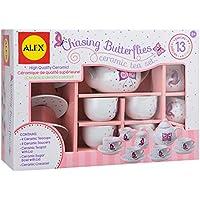 Alex Toys Chasing Butterfliesセラミックお茶セット