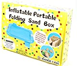 ORANGE IDEAL 屋内 屋外にも最適! お砂遊び用 ポータブル テーブル コンパクトに 折りたたみ 持ち運び可能