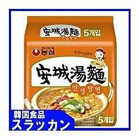 安城湯麺125g×5個 [並行輸入品]