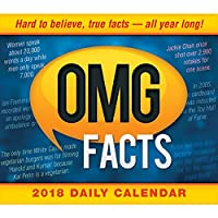 OMG Facts 2018Dailyデスクボックス版カレンダー
