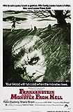 フランケンシュタインと地獄の怪物[Blu-ray/ブルーレイ]
