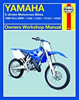 Yamaha 2-Stroke YZ80, YZ85, YZ125 & YZ250 (86-06) Haynes Repair Manual (Owners' Workshop Manual)