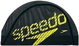 Speedo(スピード) スイムキャップ メッシュ SD92C11 フラッシュイエロー M