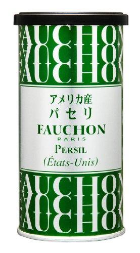 フォション 缶入りパセリ アメリカ産 16g