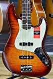 Fender Exotic Wood Collection 2017 Limited Edition American Professional Jazz Bass® FMT【フェンダー】【正規輸入品】