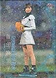 BBM2016 ベースボールカード セカンドバージョン 始球式カードパラレル No.FP07 篠田麻里子