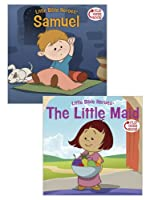 Samuel / The Little Maid Flip-over Book (Little Bible Heroes)
