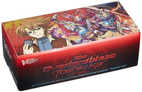 カードファイト!! ヴァンガードG VG-G-LD02 レジェンドデッキ第2弾 The Overlord blaze