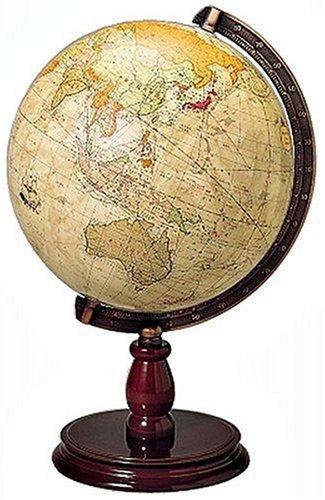 クツワ クラシック地球儀 球径26cm GL265