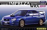フジミ模型 1/24 インチアップシリーズNo.103 スバル インプレッサ WRX Sti/2003 V-Limited