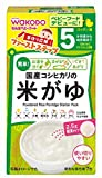 手作り応援ファーストステップ 国産コシヒカリの米がゆ×6箱