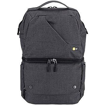 Case logic 普段使いも出来るカジュアルデザインのカメラ用バックパック iPad収納ポケット付き FLXB-102 ANTHRACITE