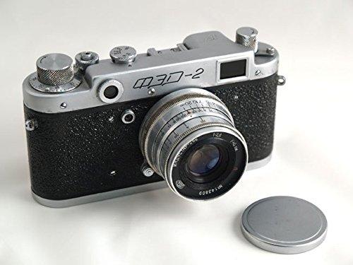 箱入 フェド FED-2 ロシア+ Industar-26m 28mm lens