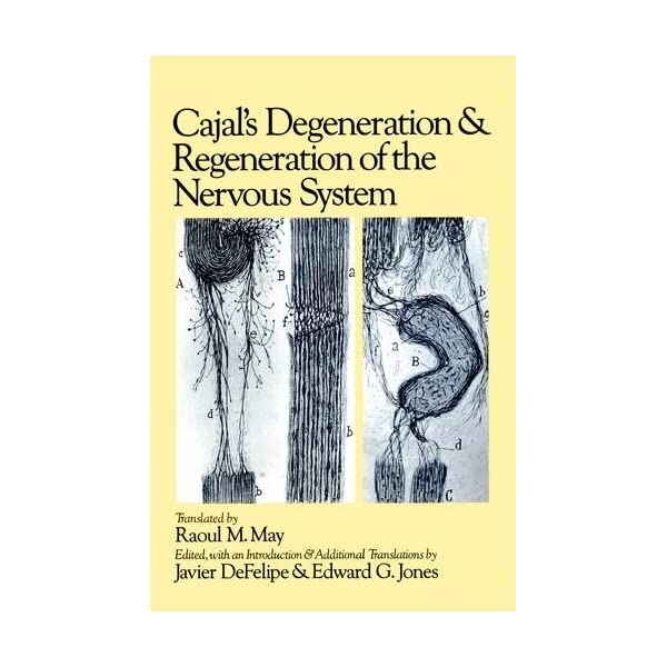 Cajals Degeneration and ...の商品画像