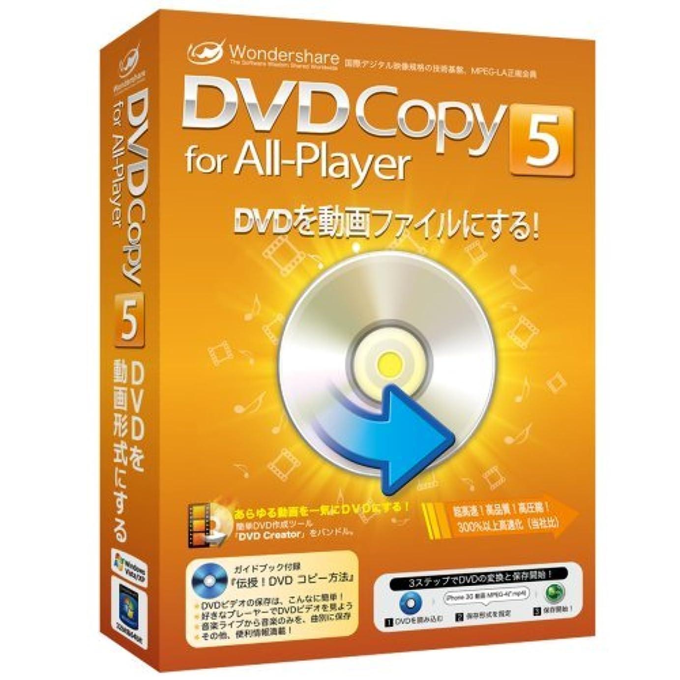 光沢回転旅行者トランスゲート DVD Copy for All-Player 5 (Win)