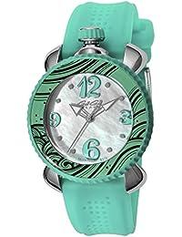 [ガガミラノ]GAGA MILANO 腕時計 LADYSPORTS ホワイトパール文字盤 7020.04 レディース 【並行輸入品】