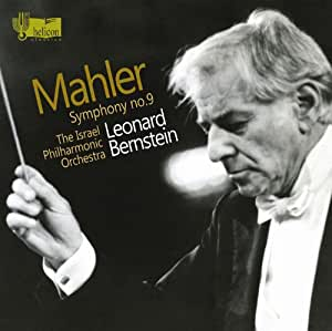マーラー: 交響曲第9番ニ長調 (Mahler: Symphony no.9 / The Israel Philharmonic Orchestra, Leonard Bernstein) (2CD) [輸入盤・日本語解説書付]