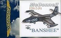 Mini Wing 0511/ 144McDonnell f2h-2Banshee