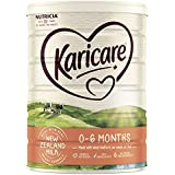 Karicare Plus Infant Formula Stage 1 for Birth to 6 Months Babies, 900g
