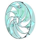 山善(YAMAZEN) 扇風機アタッチメント 快風 強マリーナ YA-U28(BL)