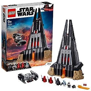 LEGO Star Wars Darth Vader's Castle 75251 Playset Toy - Amazon Exclusive (B07D477PQL) | Amazon price tracker / tracking, Amazon price history charts, Amazon price watches, Amazon price drop alerts