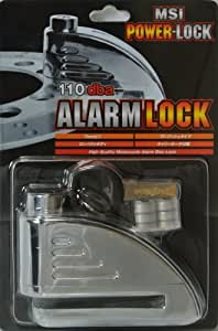 MSI Power Lock アラームディスクロック KDA-07