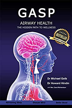Gasp!: Airway Health - The Hidden Path To Wellness by [Gelb, Michael, Hindin, Howard]