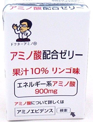 アミノ酸配合ゼリー 100X18