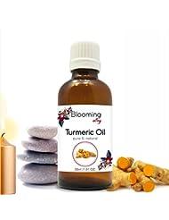 Turmeric Oil (Curcuma Longa) Essential Oil 30 ml or 1.0 Fl Oz by Blooming Alley