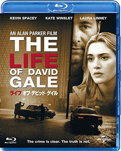ライフ・オブ・デビッド・ゲイル[Blu-ray/ブルーレイ]