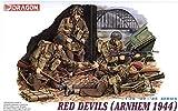 ドラゴン 1/35 第二次世界大戦 イギリス軍 レッドデビルズ アルンヘム 1944 プラモデル DR6023