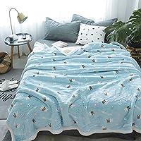 スーパー ソフト 元に戻せる状態 シェルパ 毛布 暖かい スロー 加重 ソファ 毛布 贅沢な フリース マイクロファイバー ベッド 毛布 オール シーズン用-A