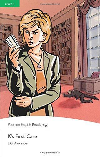 Penguin Readers: Level 3 K'S FIRST CASE (Penguin Readers (Graded Readers))の詳細を見る