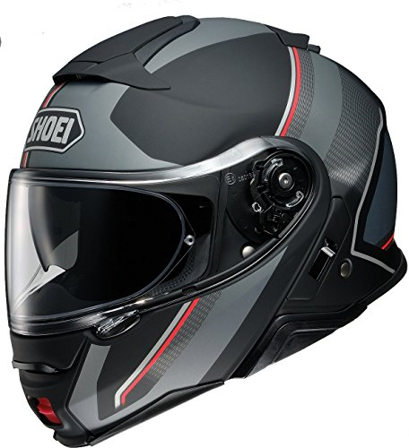 ショウエイ(SHOEI) バイクヘルメット システムフルフェイス NEOTEC2 EXCURSION (エクスカーション) TC-5 (SILVER/BLACK) マットカラー XL (61cm) -
