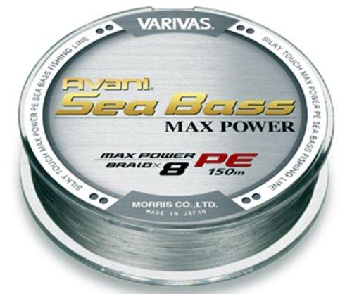 モーリス バリバス アバニ シーバスPE マックスパワー 150m