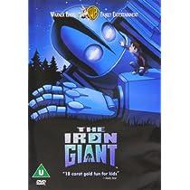 The Iron Giant [DVD]