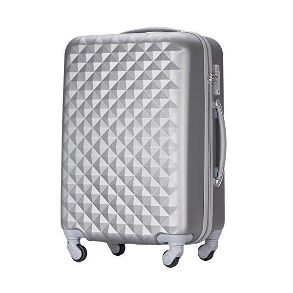 (トラベルデパート) 超軽量スーツケース TSA...の商品画像