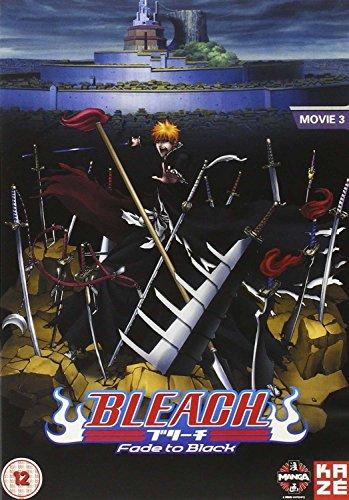 劇場版 BLEACH 3 - Fade to Black - 君の名を呼ぶ DVD