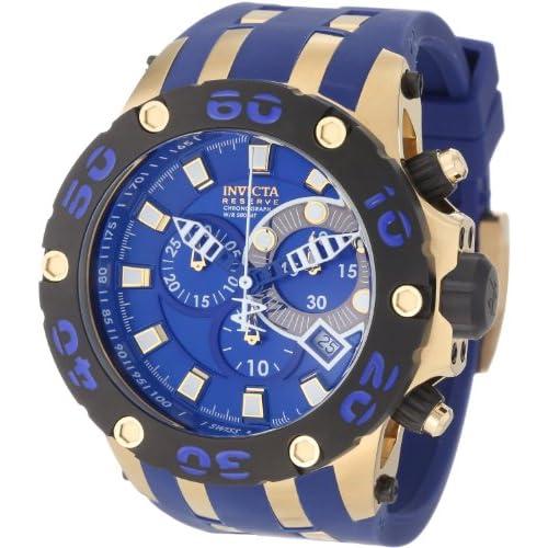 [インビクタ] Invicta 腕時計 Reserve Collection リザーブ コレクション スイス製クォーツ 0914 メンズ 日本語取扱説明書付き 【並行輸入品】