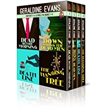 RAFFERTY & LLEWELLYN BOXED SET: BOOKS 1 TO 4: British Detectives