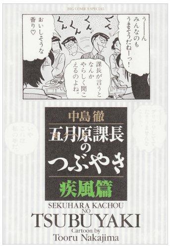 五月原課長のつぶやき 疾風篇 (ビッグコミックススペシャル)の詳細を見る