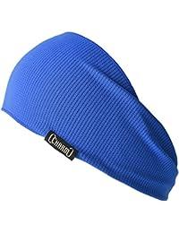 CHARM ヘアバンド [ フリーサイズ / 全5色展開 ] 吸汗 速乾 UVカット ターバン (日本製)