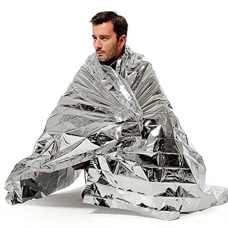 離れた氏フラッシュのように素早くN-Rit Wind & Waterproof Lightweight Emergency Blanket by N-rit