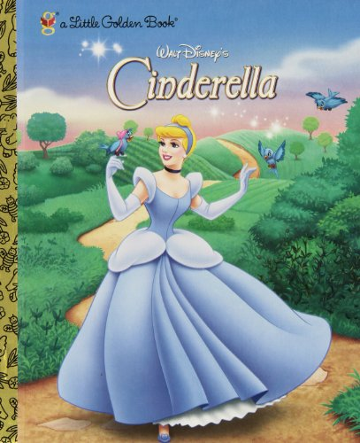Cinderella (Disney Princess) (Little Golden Book)の詳細を見る